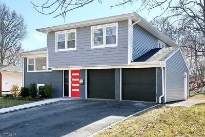 Montclair Twp. Single Family Home For Sale: 112 Lincoln St