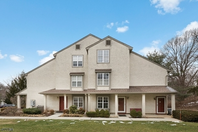 East Brunswick Twp. Condo/Townhouse For Sale: 2703 Commons Drive #1