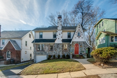 Maplewood Twp. Single Family Home For Sale: 10 Elberta Rd