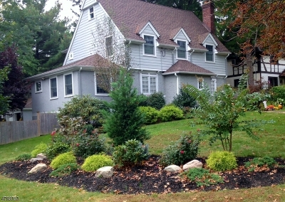 Westfield Town Single Family Home For Sale: 621 Forest Ave
