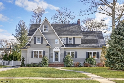 Westfield Town Single Family Home For Sale: 695 Dorian Rd