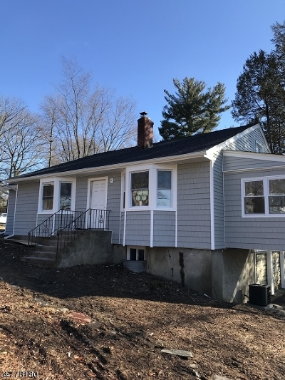 Wayne Twp. Single Family Home For Sale: 56 Sunset Ter