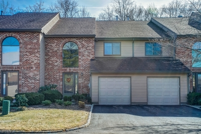 East Hanover Twp. Condo/Townhouse For Sale: 67 Castle Ridge Dr