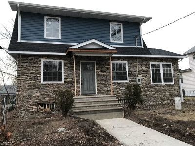 Hillside Twp. Single Family Home For Sale: 1439 Maple Ave