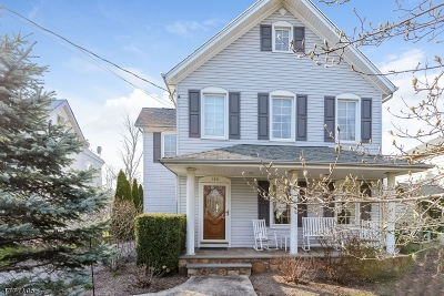 Readington Twp. Single Family Home For Sale: 125 Main St