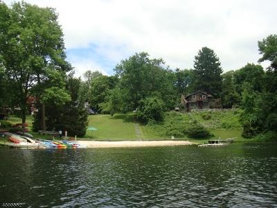 Harding Twp. Single Family Home For Sale: 76 Lake Trl E
