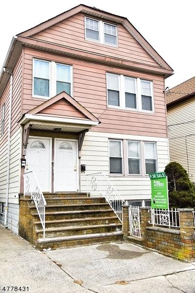 Elizabeth City Multi Family Home For Sale: 756 Pennington St