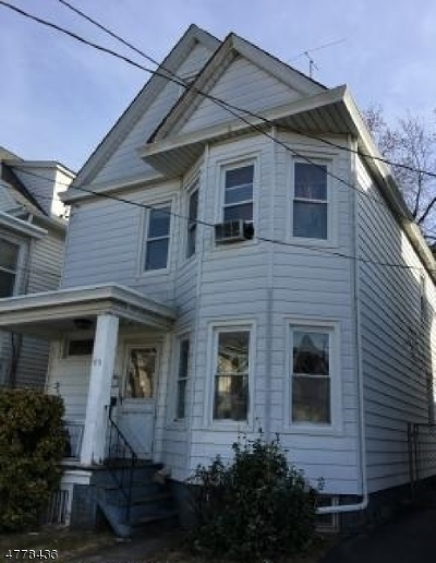 Clifton City Multi Family Home For Sale: 95 W 1st St