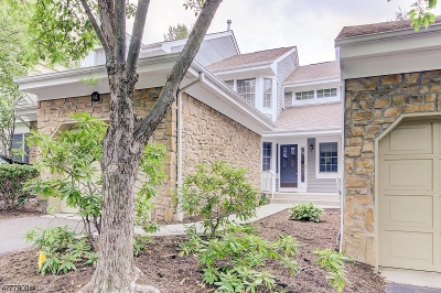 South Brunswick Twp. Condo/Townhouse For Sale: 66 W Countryside Dr