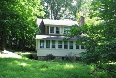 Bethlehem Twp., High Bridge Boro Single Family Home For Sale: 54 Fine Rd