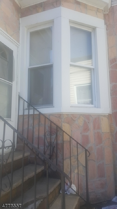 Paterson City Single Family Home For Sale: 784 Madison Ave