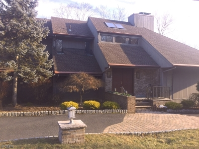 North Haledon Boro Single Family Home For Sale: 40 Saw Mill Rd