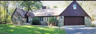 Bethlehem Twp. Single Family Home For Sale: 482 Bellwood Park Rd