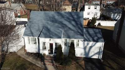Roselle Park Boro Single Family Home For Sale: 525 Maplewood Ave