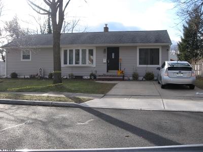 East Brunswick Twp. Single Family Home For Sale: 33 Burnham Rd