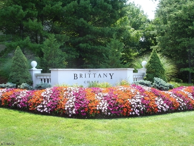 Wayne Twp. Condo/Townhouse For Sale: 422 Brittany Dr #422