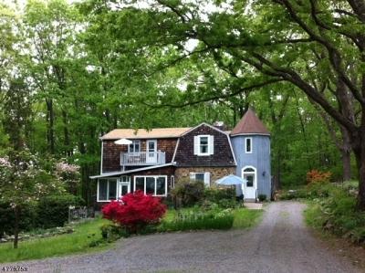Chester Twp. Single Family Home For Sale: 144 Hillside Rd