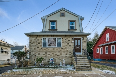 Maplewood Twp. Single Family Home For Sale: 153 Lexington Ave