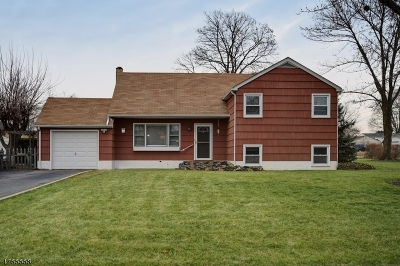 Piscataway Twp. NJ Single Family Home For Sale: $339,000