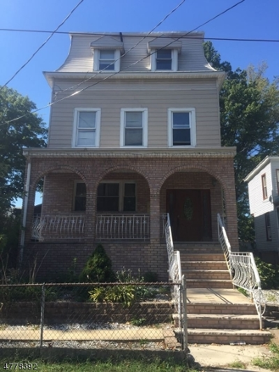 Elizabeth City Multi Family Home For Sale: 460-462 Walnut St