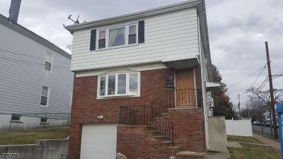 Haledon Boro Multi Family Home For Sale: 41 Tilt St