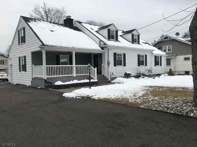 Hawthorne Boro NJ Single Family Home For Sale: $495,000