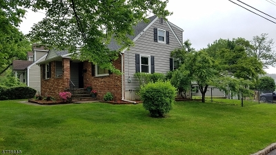 Summit City Single Family Home For Sale: 10 Edison Dr