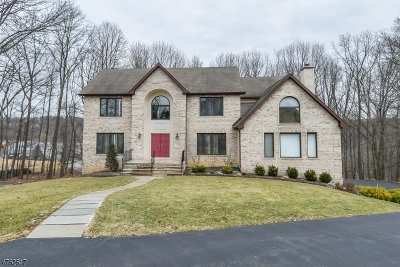 Randolph Twp. Single Family Home For Sale: 23 Barbara Dr