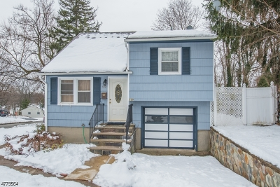 Parsippany Single Family Home For Sale: 559 Littleton Rd