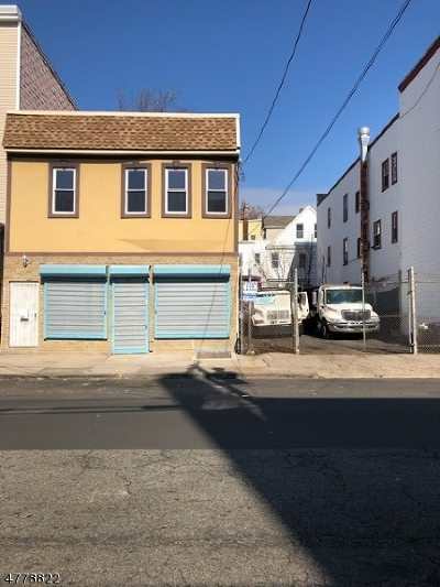 Irvington Twp. NJ Commercial For Sale: $250,000
