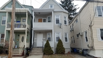 Clifton City Multi Family Home For Sale: 322 Rutherford Blvd