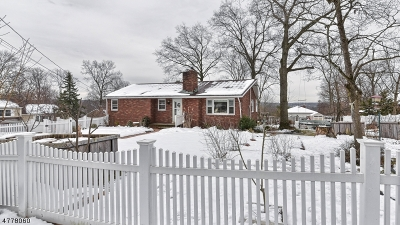 Wayne Twp. Single Family Home For Sale: 48 Prospect Rd