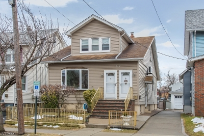 Clifton City Multi Family Home For Sale: 209 Merselis Ave