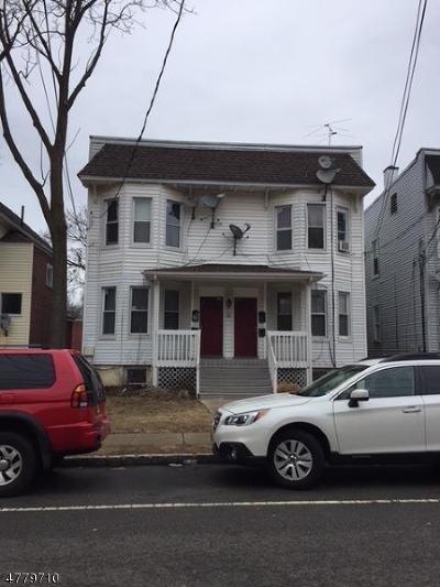 Morristown Town Rental For Rent: 66 Abbett Ave