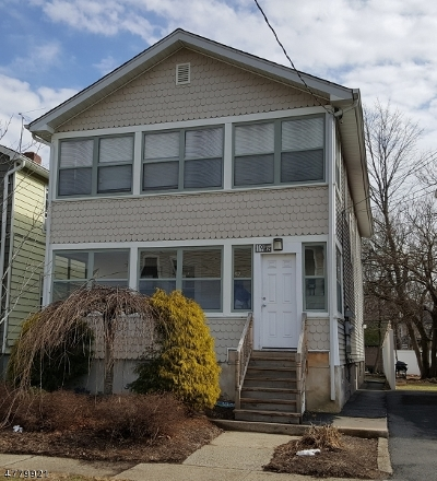 Montclair Twp. Multi Family Home For Sale: 19-1/2 Central Ave