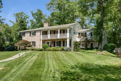 Millburn Twp. Single Family Home For Sale: 25 Joanna Way