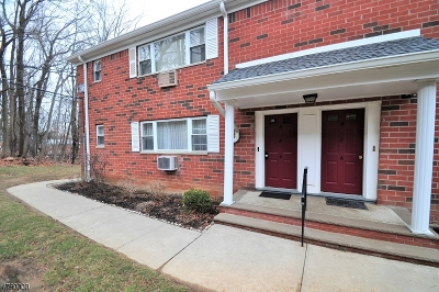 Parsippany Condo/Townhouse For Sale: 2467 Route 10 Bulding 36 8a #8-A