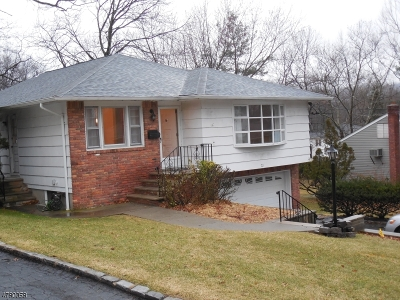 West Orange Twp. Single Family Home For Sale: 72 Fitzrandolph Rd