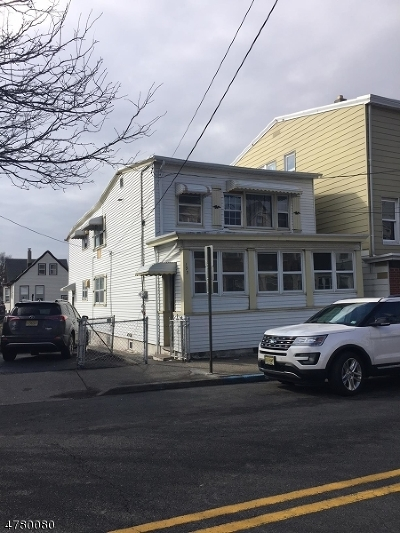Paterson City Multi Family Home For Sale: 191-193 Preakness Ave