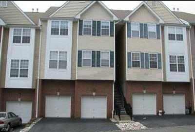 Hunterdon County Condo/Townhouse For Sale: 147 Conover Ter