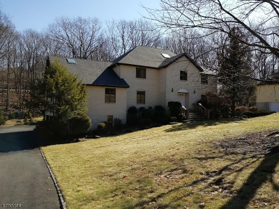 Single Family Home For Sale: 890 Boonton Ave
