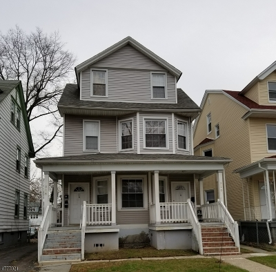 Multi Family Home For Sale: 318-20 S Clinton St