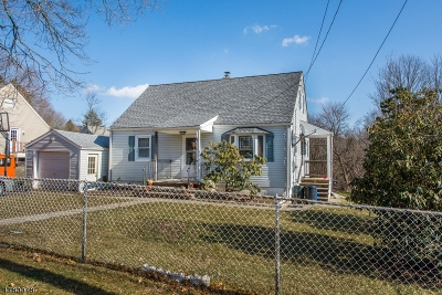 Randolph Twp. Single Family Home For Sale: 6 Birchwood Rd