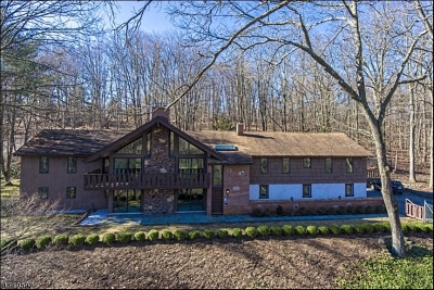 Mendham Boro, Mendham Twp. Single Family Home For Sale: 7 Hunters Gln