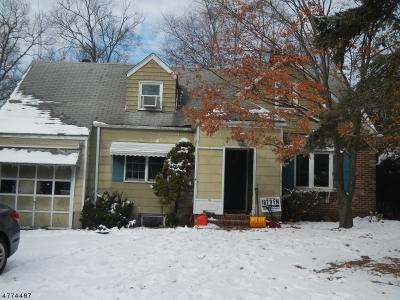 Rockaway Twp. NJ Single Family Home For Sale: $270,000
