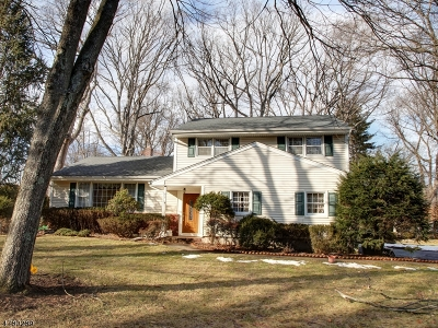 Wyckoff Twp. Single Family Home For Sale: 97 Barrett Ln