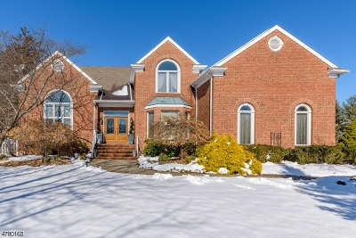 Warren Twp. Single Family Home For Sale: 4 Crosswood Way