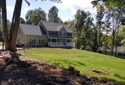 Glen Gardner Boro, Hampton Boro, Lebanon Twp. Single Family Home For Sale: 307 Turkey Top Rd