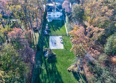 Chatham Twp. NJ Single Family Home For Sale: $3,575,000