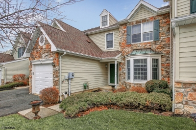 Somerset County Rental For Rent: 171 Patriot Hill Dr